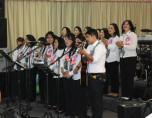 संयुक्त नेपाली मण्डली इस्राएलको आठौँ बार्षिकोत्सव सम्पन्न