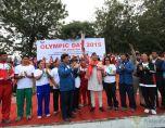 नेपालमा 'ओलम्पिक डे'