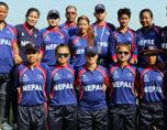 आइसिसी महिला विश्वकप क्रिकेट एसियाली छनोटबाट बाहिरियो