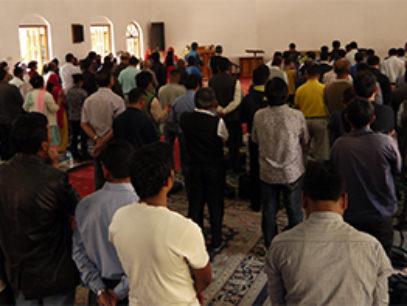 पुतलीसडक, काठमाडौंमा प्रार्थना सभा सम्पन्न