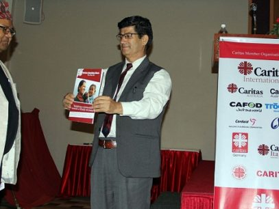 Caritas: Building Houses for the Poorest of the Poor